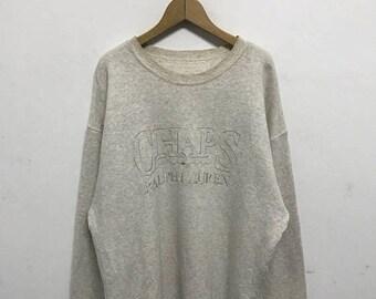 20% OFF Vintage Chaps Ralph Lauren Embroidery Big Logo/Ralph Lauren Clothing/Polo Ralph Lauren