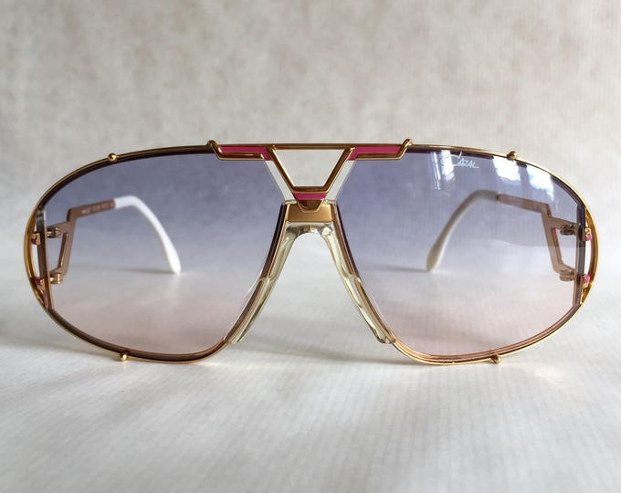 Cazal 907 Col 359 Vintage Sunglasses New Old Stock