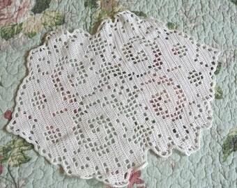 Doily lace Crochet N ° 1