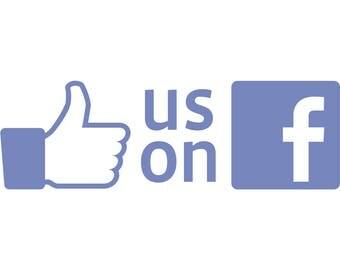 Social Media Promotion - Like us on FB (shortened)