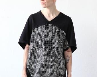 spigato t-shirt-dress