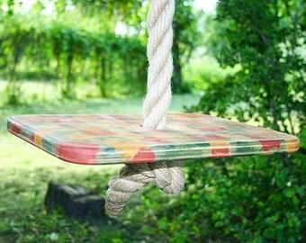 tree swings adults etsy. Black Bedroom Furniture Sets. Home Design Ideas
