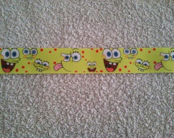 Sponge bob Ribbon (1 m) 22mm