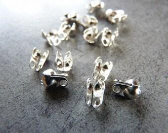 Lot 10 hidden knot silver X 10