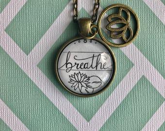 Breathe Pendant