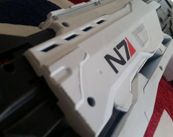 Mass Effect inspired Nerf Cosplay Large Frame Pistol