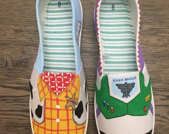 Toy Story Adult or Childrens Shoes