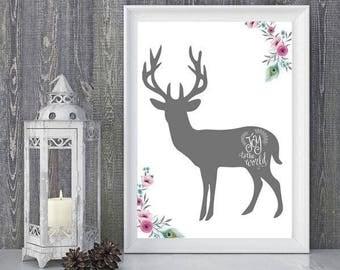 Christmas Wall Art, Christmas Decor, Christmas Gift, Christmas, Christmas Art