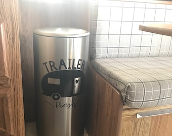 Trailer Trash Decal only