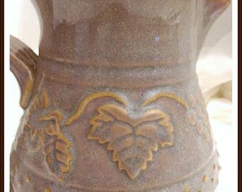 Vintage Pottery Pitcher from Goodlettsville TN