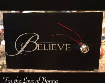 "Polar Express ""Believe"""