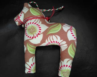 Scandinavian style decorative Horse