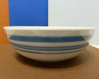 Serving Bowl By: Gibson, U S A Made, Microwave & Dishwasher Safe