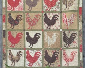 Creve Coeur - Quilt Pattern by Linen Closet Designs
