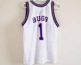 Space Jam Tune Squad Bugs Basketball Jersey