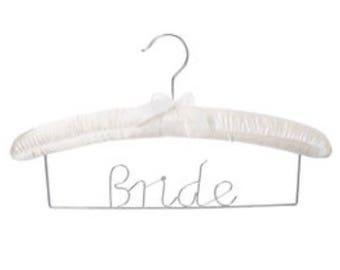Bride Hanger Weddig Bridal Shower Gift