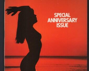 Mature Vintage Penthouse Magazine Mens Girlie Pinup : September 1981 VG+ Intact Centerfold