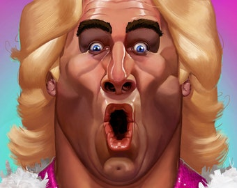 WWE Wrestling Superstar- Ric Flair