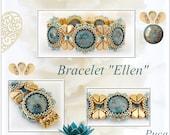 "Schéma bracelet "" Ellen"""