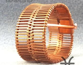 Bracelet, Copper bracelet - Nadia Bracelet Seyoum Design