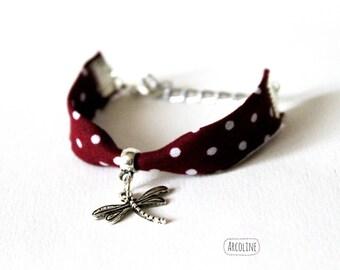 Bracelet Liberty Dragonfly child
