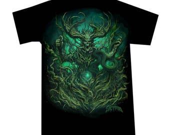 T-shirt Cernunnos