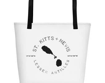 St. Kitts & Nevis Beach Bag