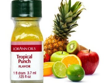 Tropical Punch (Passion Fruit) - Lorann 1 dram