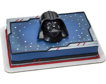 Star Wars Darth Vader Cake Topper