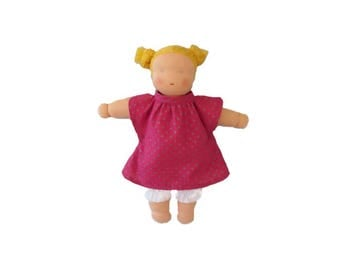 Sewing - Crafting - complete Kit to make a Waldorf Elfie doll