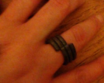 Fine Iron Ring of Protection