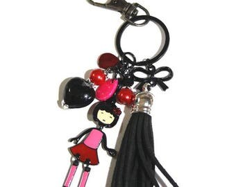 Bag charm / Keychain Miss