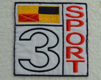 fabric patch to sew boat sport