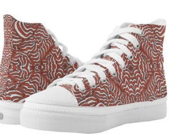TSIB high-top shoe #1