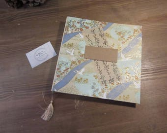 Photo album - the Memorial - celebration - Scrapbooking - event - Made in France