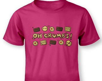 Oh Crumbs baby t-shirt