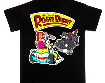 Who Framed Roger Rabbit Shirt