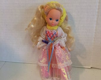 Lady Lovely Locks doll,Vintage Lady Lovely Locks Doll