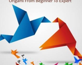 Origami: Everything You Need to Know About Origami from Beginner to Expert