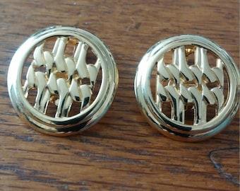 Monet Clip Earrings