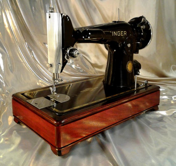 singer sewing machine base