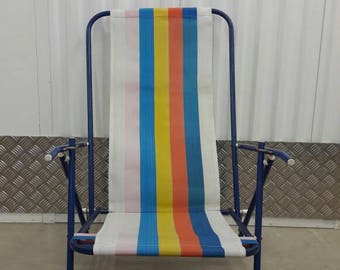 Vintage Beach Chairs