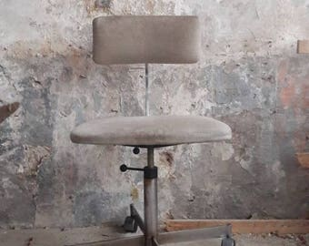 Vintage Danish Kevi Desk Chair '50