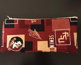 Florida State University (FSU) Handmade Wallet