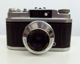 Vintage Foca Sport Neoplar - 35mm Rangefinder Camera - 1960s - Retro Camera