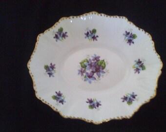 Royal Stafford Sweet Violets BonBon/Trinket Dish
