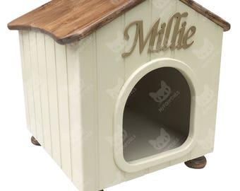 Dog Cottage Dog House Dog Bed