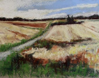 Tawny Fields