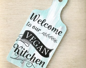 Welcome to My Vegan Kitchen - New Design