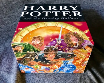 Harry Potter and the Deathy Hallows Box (British)